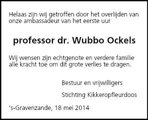 advertentie wubbo ockels
